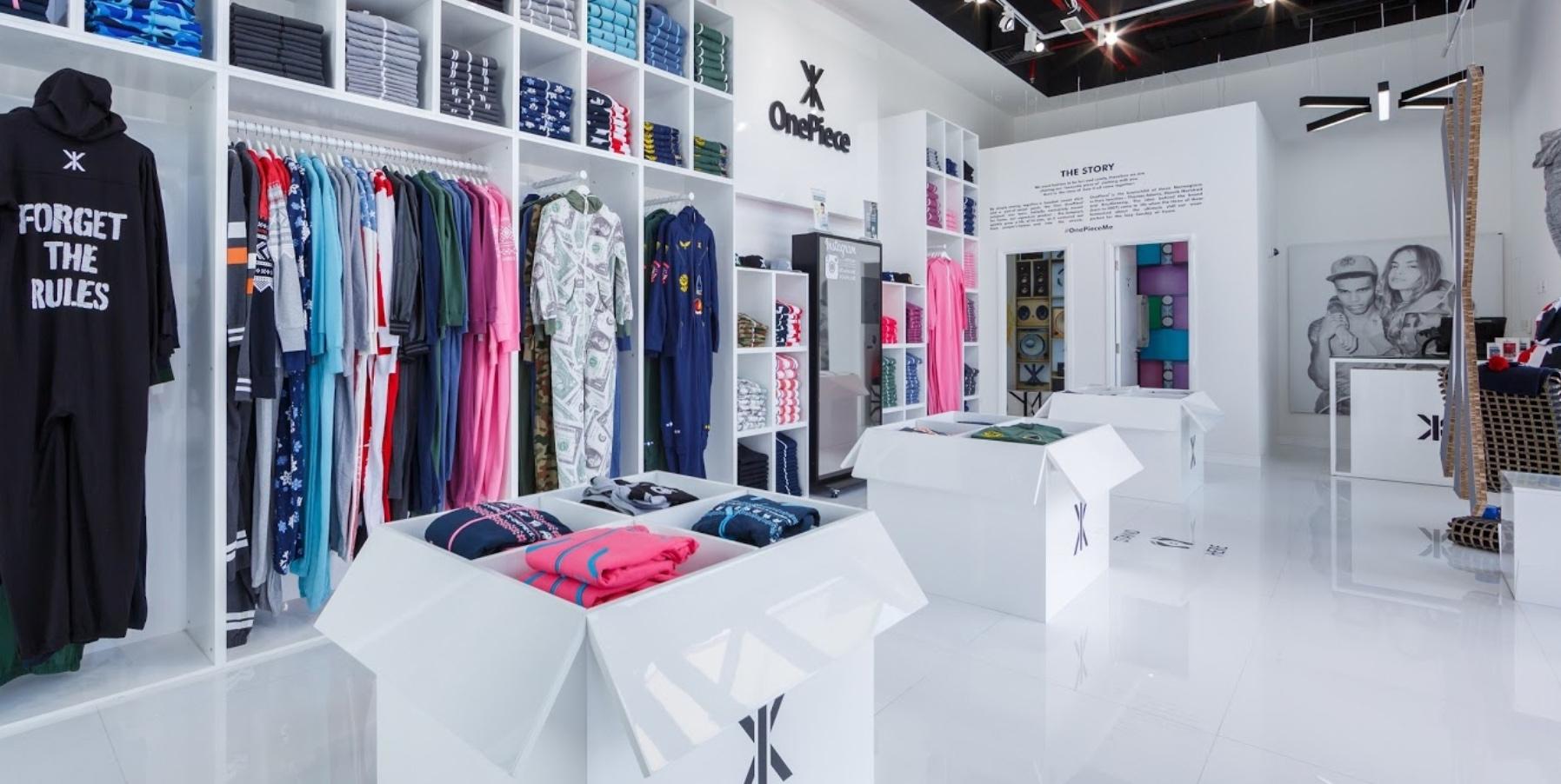 Onepiece Concept Store Dubai