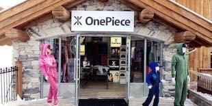 Onepiece Pop Up Store Meribel