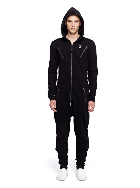 Air Jumpsuit Schwarz