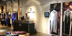 Onepiece Pop Up Store Lyon