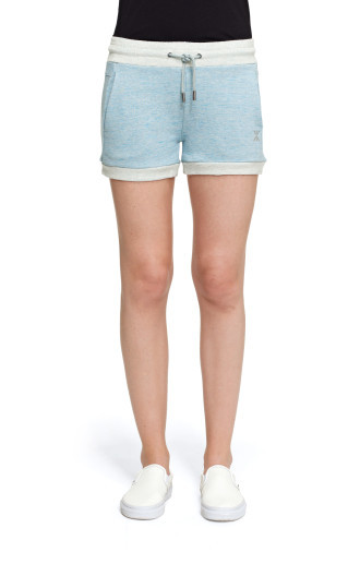Onepiece Become Shorts Grey/Blue Melange