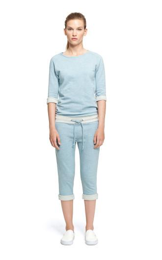 Onepiece Clear Jumpsuit Grey/Blue Melange