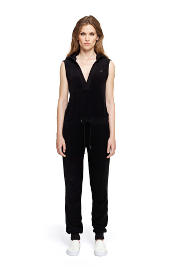 Onepiece Collected Jumpsuit Black