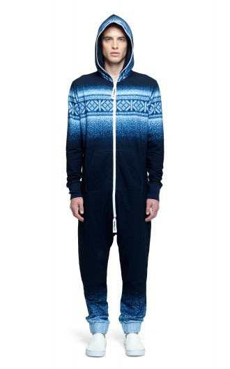 OnePiece Digital Jumpsuit Midnight Blue