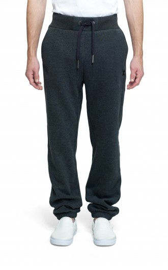 Onepiece Everyday Pants Dark Grey Melange