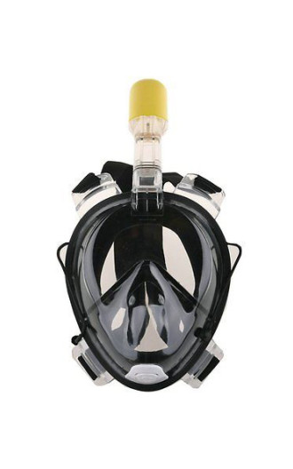 Onepiece Full Face Snorkling Mask