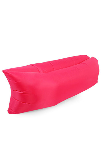 Onepiece Inflatable Lounge Bag Rose
