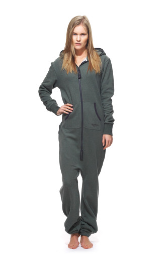 OnePiece Original Onesie Jungle Green Melange