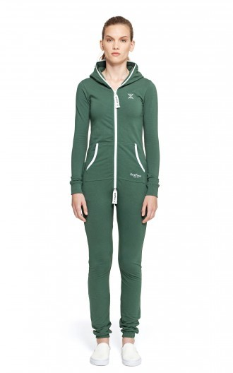 Onepiece Original Slim Onesie Jungle Green