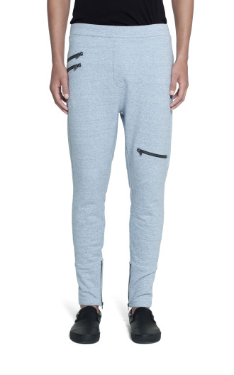 Onepiece Out Pant LIGHT BLUE MEL