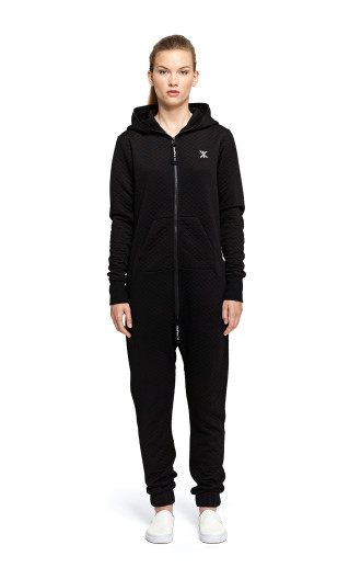 OnePiece Shell Jumpsuit Black