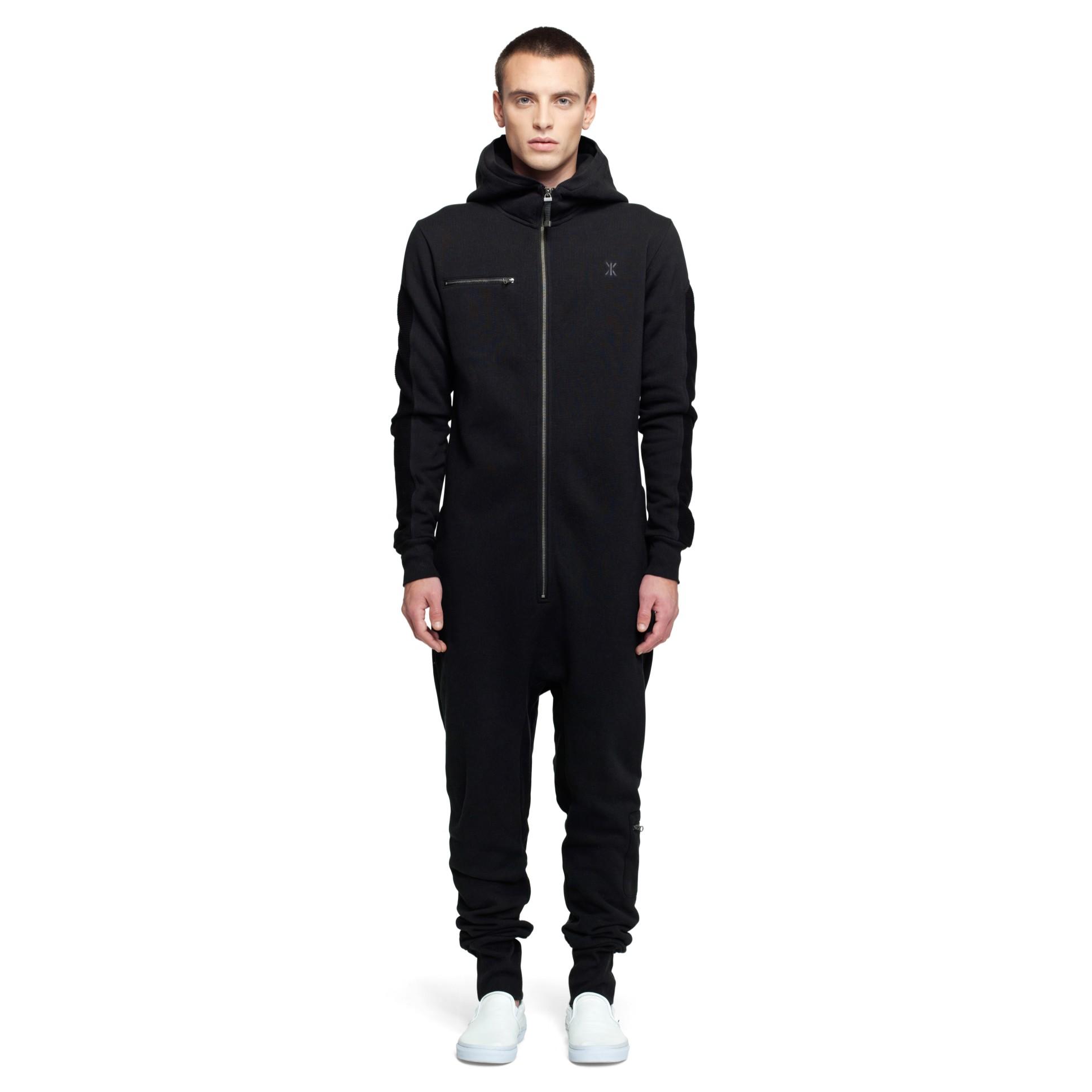slow jumpsuit black onesie onepiece uk. Black Bedroom Furniture Sets. Home Design Ideas