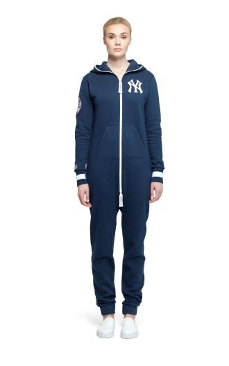 OnePiece Yankees Jumpsuit Navy